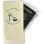 High Heels Travel Document Holder