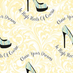 High Heels Wallpaper & Surface Covering
