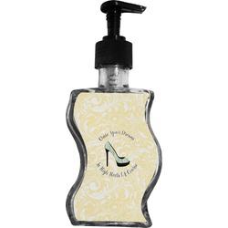 High Heels Wave Bottle Soap / Lotion Dispenser