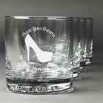 High Heels Whiskey Glasses (Set of 4)