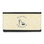 High Heels Leatherette Ladies Wallet