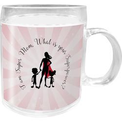 Super Mom Acrylic Kids Mug