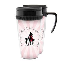 Super Mom Acrylic Travel Mugs