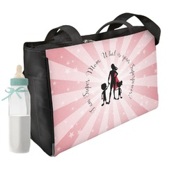 Super Mom Diaper Bag