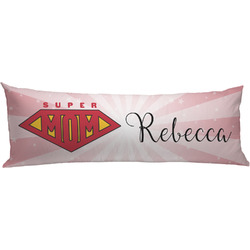 Super Mom Body Pillow Case