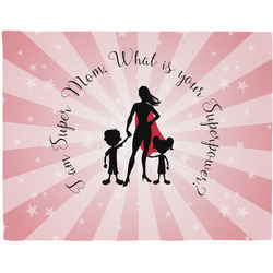 Super Mom Placemat (Fabric)