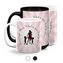 Super Mom Coffee Mugs