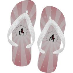 Super Mom Flip Flops