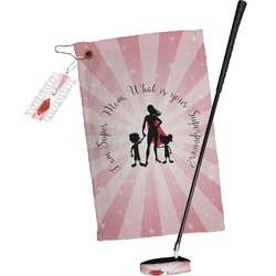 Super Mom Golf Towel Gift Set