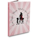 Super Mom Hardbound Journal