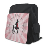 Super Mom Preschool Backpack