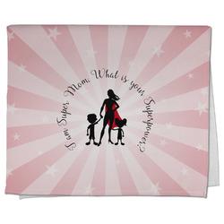 Super Mom Kitchen Towel - Full Print