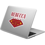 Super Mom Laptop Decal