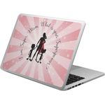 Super Mom Laptop Skin - Custom Sized