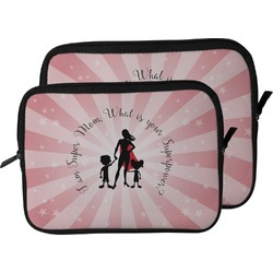 Super Mom Laptop Sleeve / Case