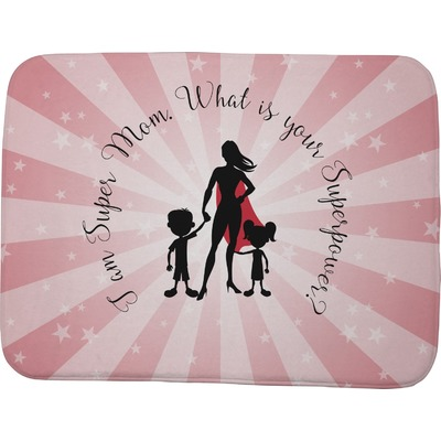 Super Mom Memory Foam Bath Mat - 48