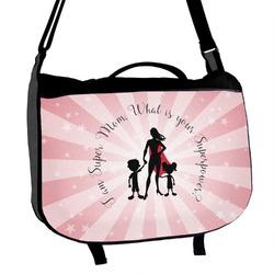 Super Mom Messenger Bag