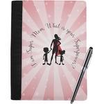 Super Mom Notebook Padfolio