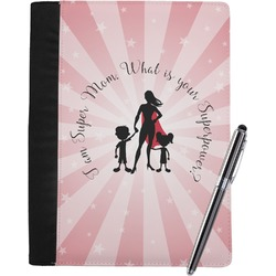 Super Mom Notebook Padfolio