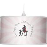 Super Mom Drum Pendant Lamp