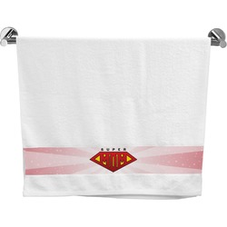 Super Mom Bath Towel