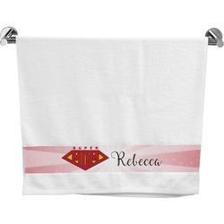 Super Mom Bath Towel