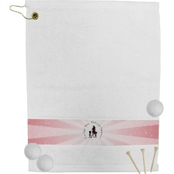 Super Mom Golf Towel