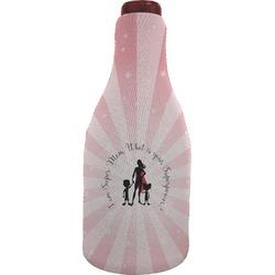 Super Mom Wine Sleeve