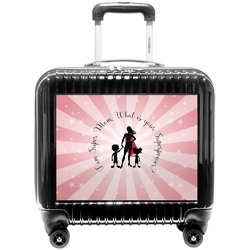 Super Mom Pilot / Flight Suitcase