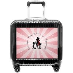 Super Mom Pilot / Flight Suitcase