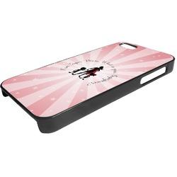 Super Mom Plastic iPhone 5/5S Phone Case