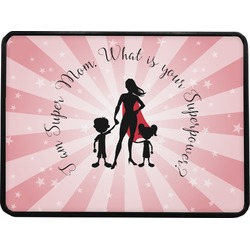 Super Mom Rectangular Trailer Hitch Cover