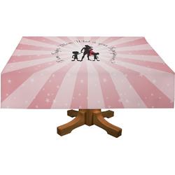 """Super Mom Tablecloth - 58""""x102"""""""