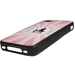 Super Mom Rubber iPhone Case 4/4S