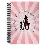 Super Mom Spiral Bound Notebook