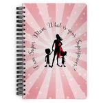 Super Mom Spiral Bound Notebook