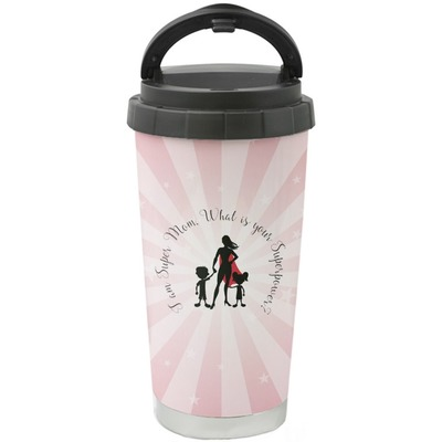 Super Mom Stainless Steel Coffee Tumbler