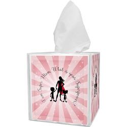 Super Mom Tissue Box Cover