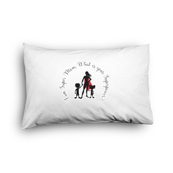 Super Mom Pillow Case - Toddler - Graphic