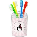 Super Mom Toothbrush Holder