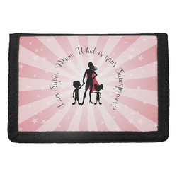 Super Mom Trifold Wallet