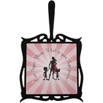 Super Mom Trivet with Handle