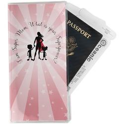 Super Mom Travel Document Holder