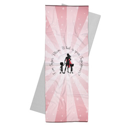 Super Mom Yoga Mat Towel