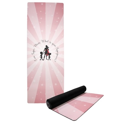 Super Mom Yoga Mat