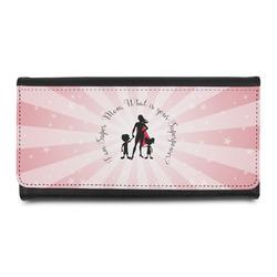 Super Mom Leatherette Ladies Wallet