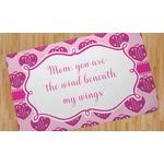 Love You Mom Area Rug