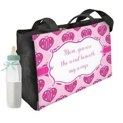 Love You Mom Diaper Bag