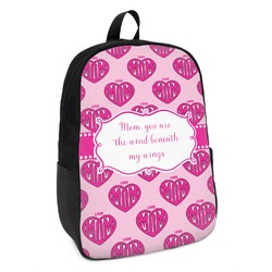 Love You Mom Kids Backpack