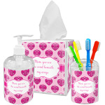 Love You Mom Bathroom Accessories Set